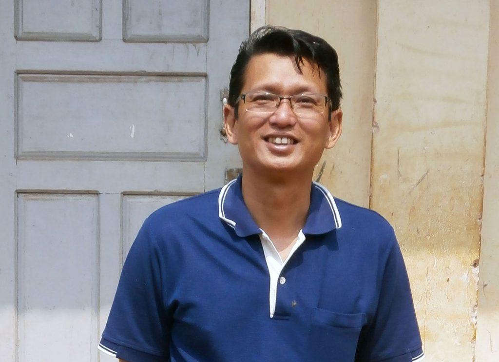 Pastor Ye – Leiter des Waisenhauses