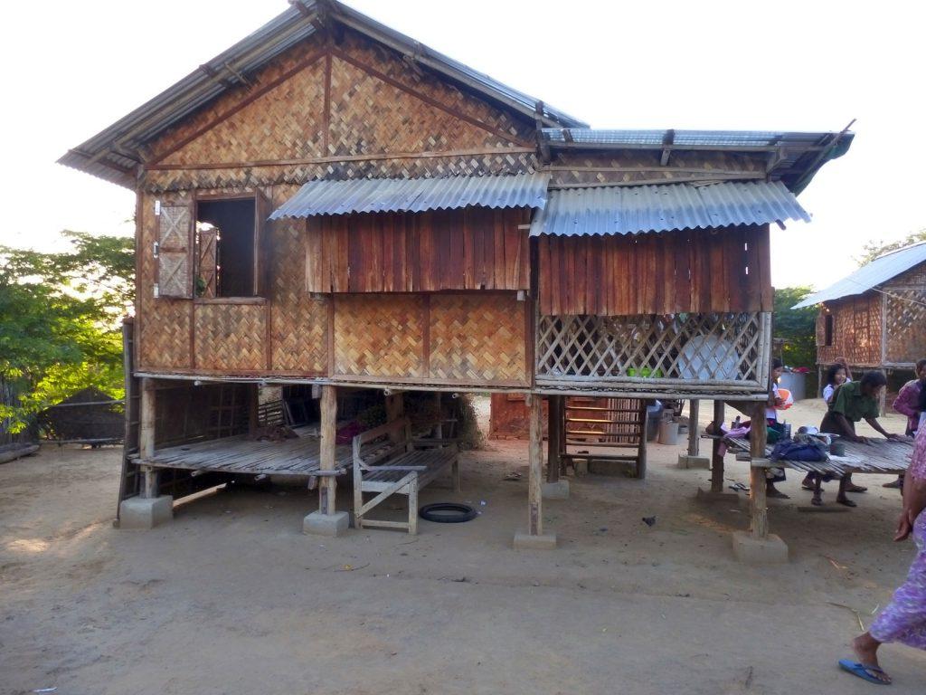 Das neue Haus