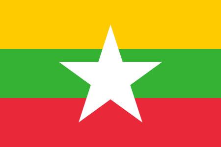 neue Nationalflagge