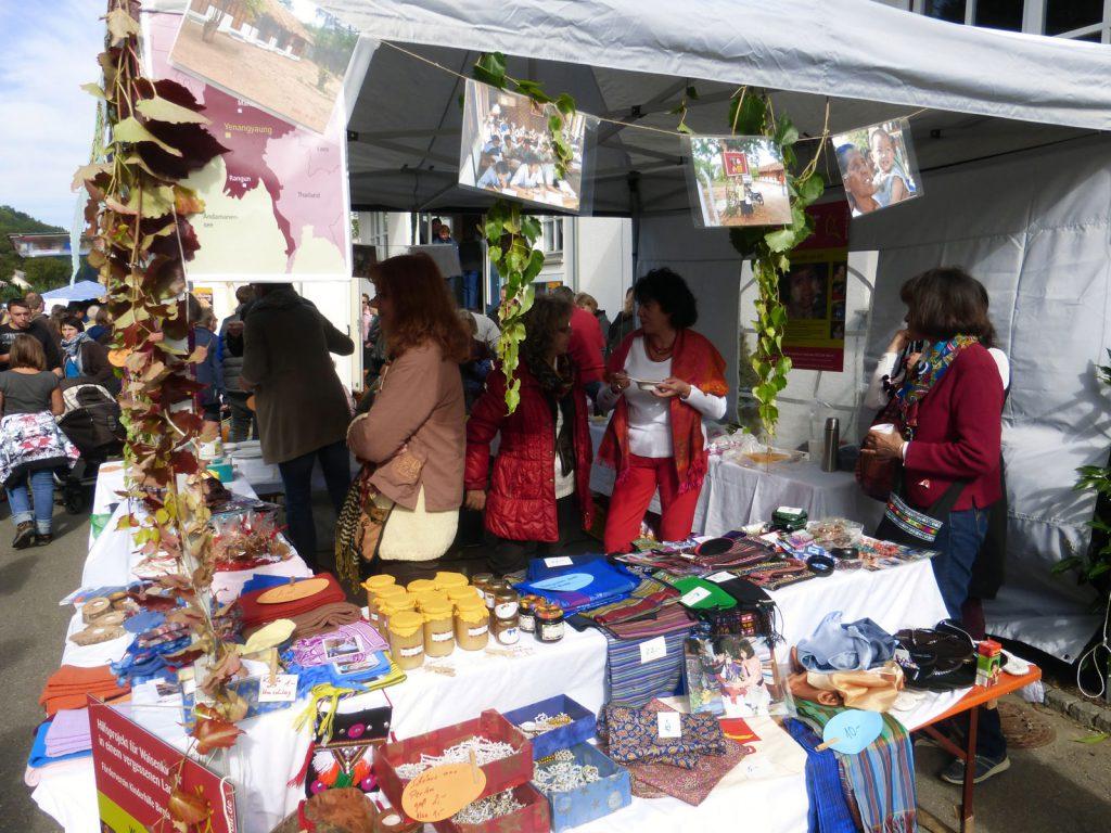 Herbstmarkt Staig 2013