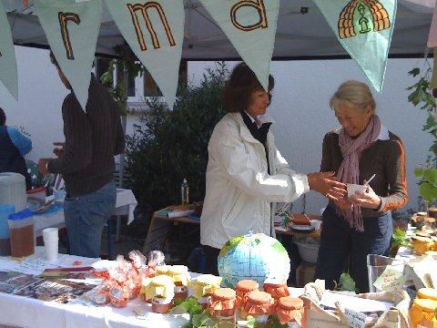 Herbstmarkt Staig 2009