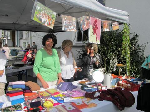 Herbstmarkt Staig 2011