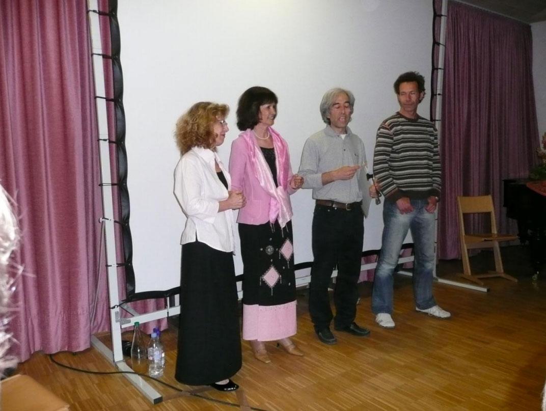 Nachlese zum Birma-Abend 2008