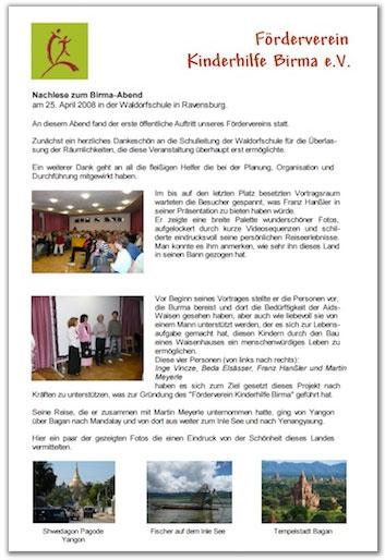 Nachlese zum Birma-Abend (pdf-Download)
