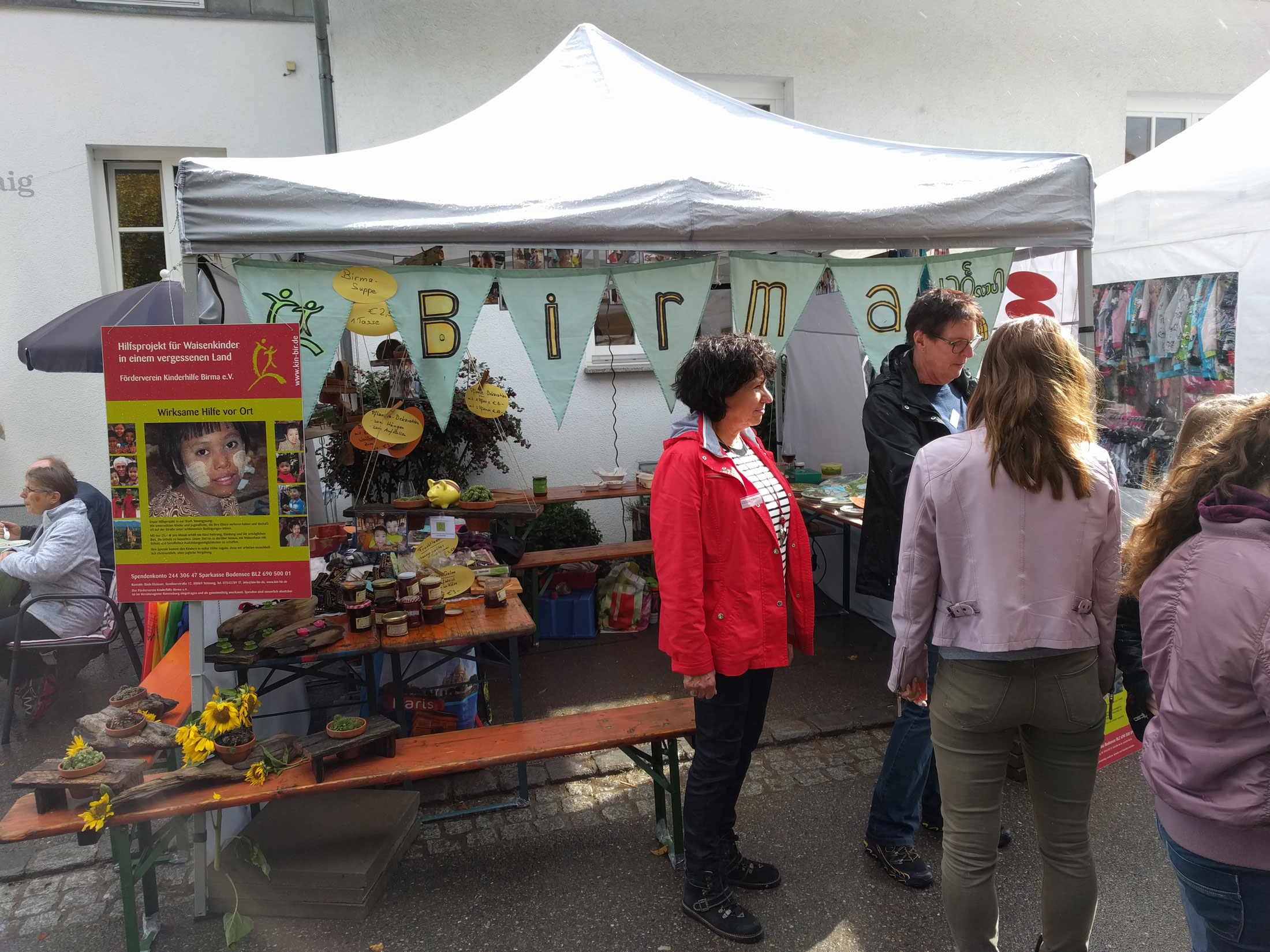 Herbstmarkt Staig 2017