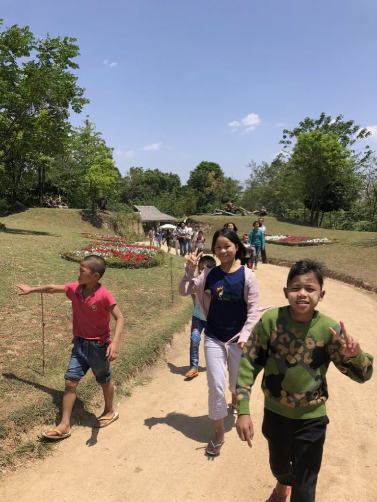 Rosengarten - Pyin Oo Lwin