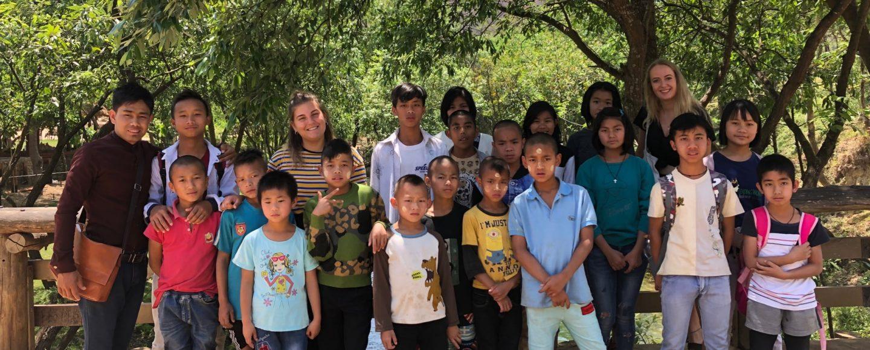 wunderschöne Tage in Pyin Oo Lwin
