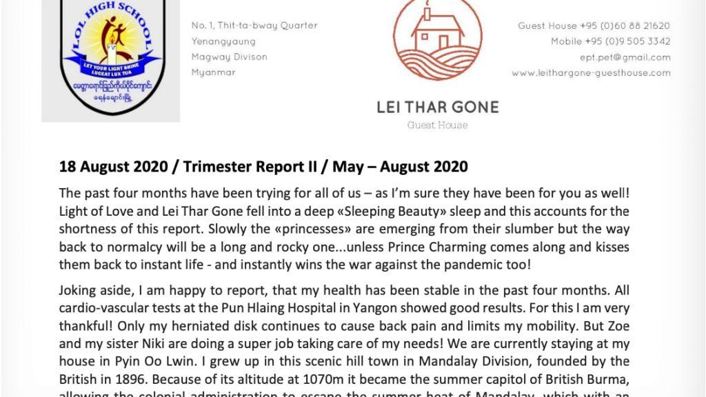 Trimester-Report-II-2020